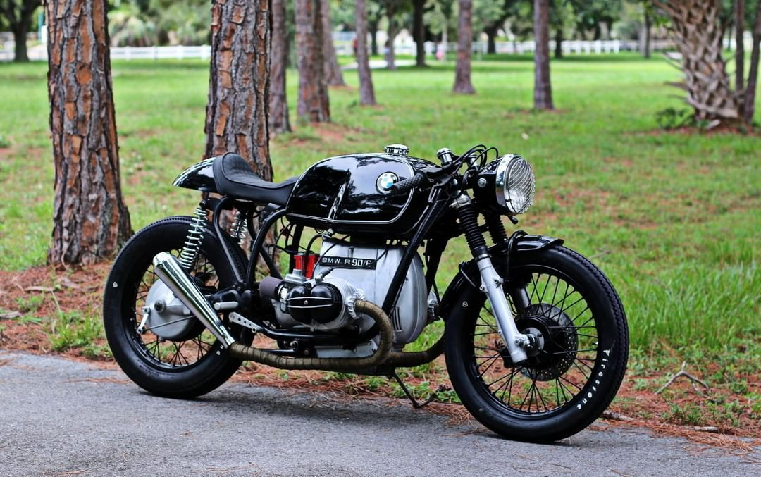 🏁 caferacerpasion.com 🏁 1975 BMW R90-6 #CafeRacer - Found on eBay [TAGS] #caferacerpasion #bmw #caferacersofinstagram #caferacerxxx #caferacerporn #caferacerculture #custommotorcycles