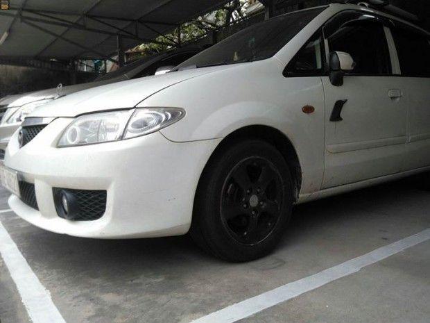 Bán xe ôtô Mazda Premacy 2002 tại Hai Bà Trưng Bán gấp Mazda Premacy 7 chỗ đời 2002. Đăng ký chính chủ Hà Nội. Túi khí. Gương kính chỉnh điện. Gương gập điện