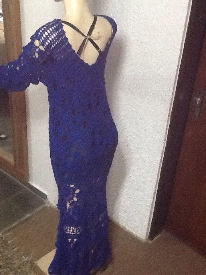 Croche dress
