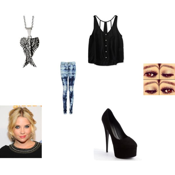 """""""ashley benson"""" by amooul-swaggy on Polyvore"""