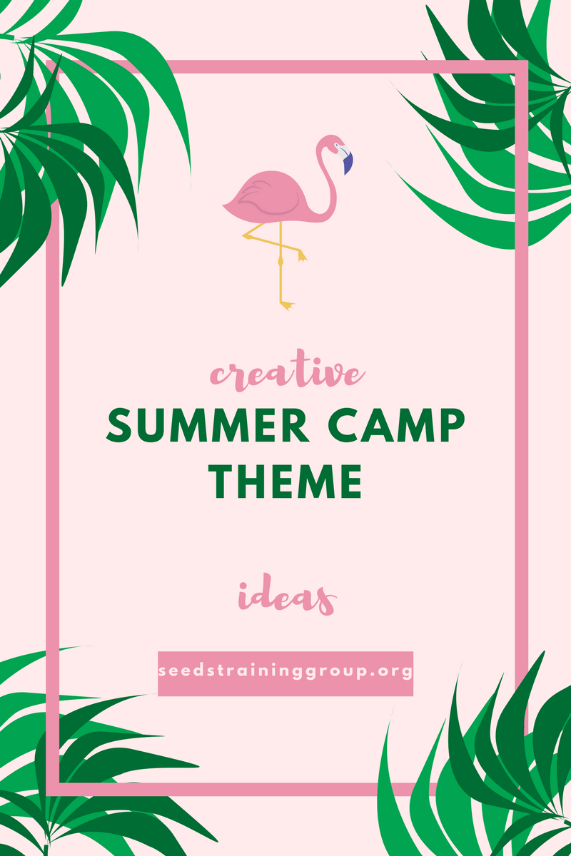 20 exciting summer camp themes with project ideas! | summer camp