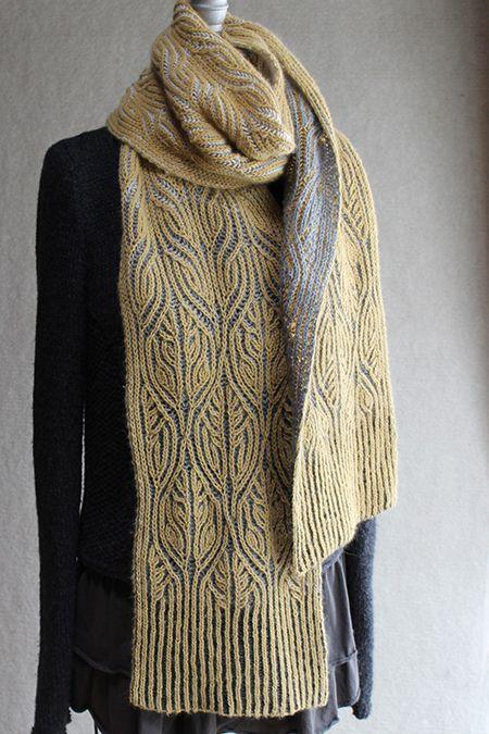 Soutache | Knitting | Pinterest | Beautiful, Bufandas y Patrones ...