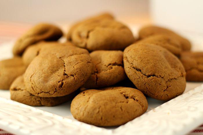 Soft Molasses Cookies Recipe | The Prairie Homestead