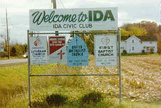 65th lt show ida michigan christmas in ida - Christmas In Ida