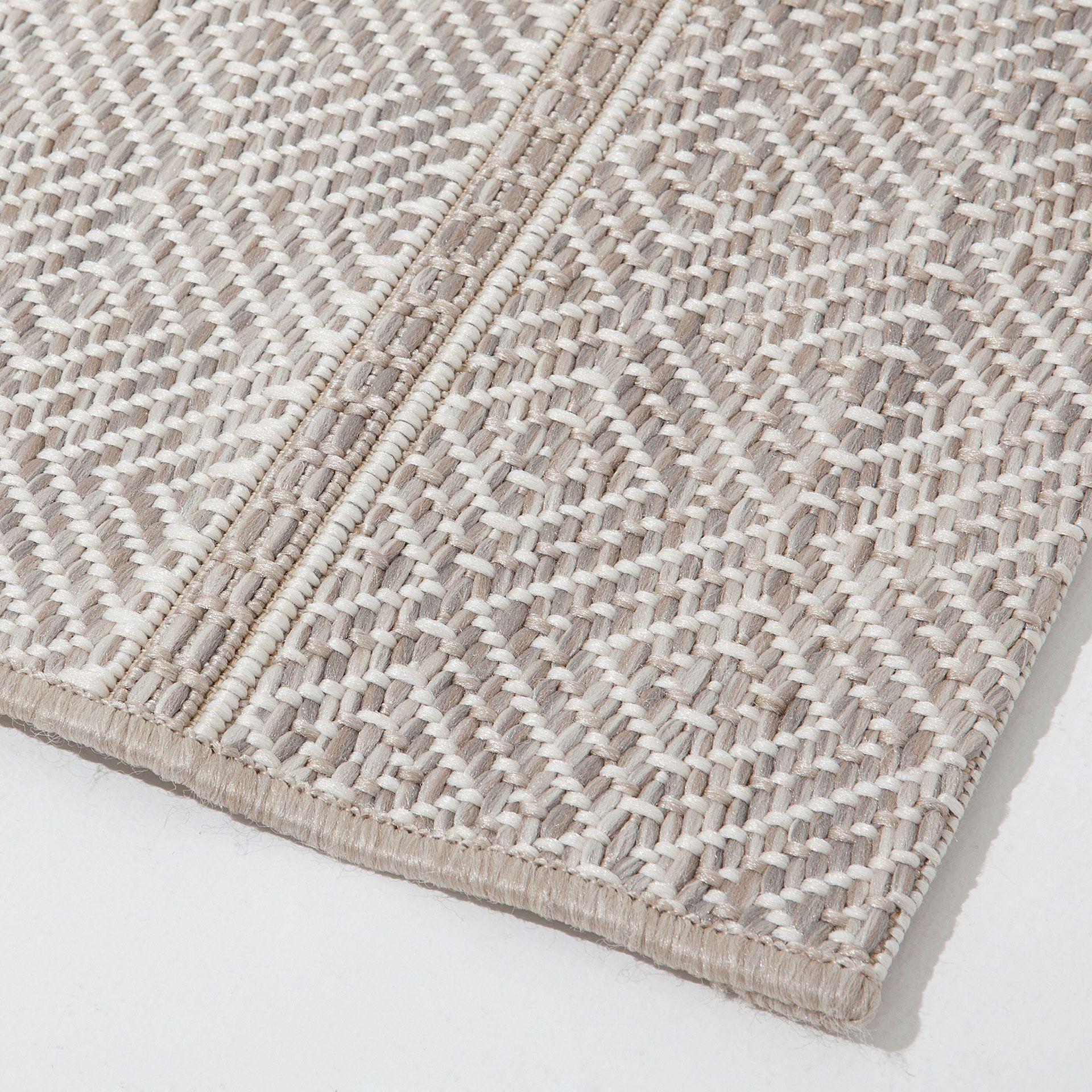 Geometric Shape Rug Indoor And Outdoor