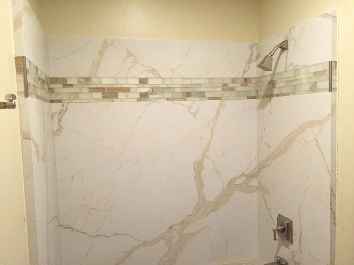 Trend Calacatta By Granite Transformations Granite Bathroom Marble Granite Granite