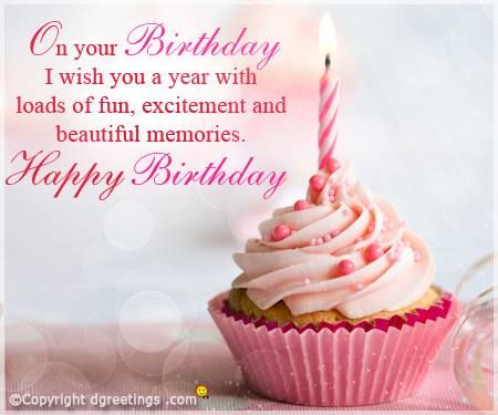 Birthday Cards Quotes For Friends ~ Birthday greetings for your friends and family. http: www