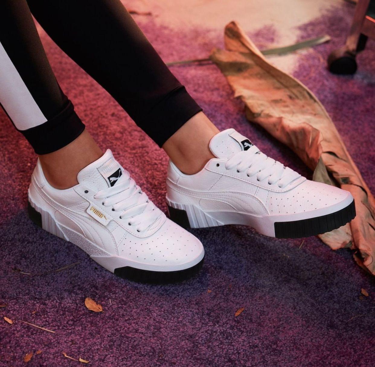 Pin by Bianca Jean-Gilles on Kicks (Sneakers)   White puma ...