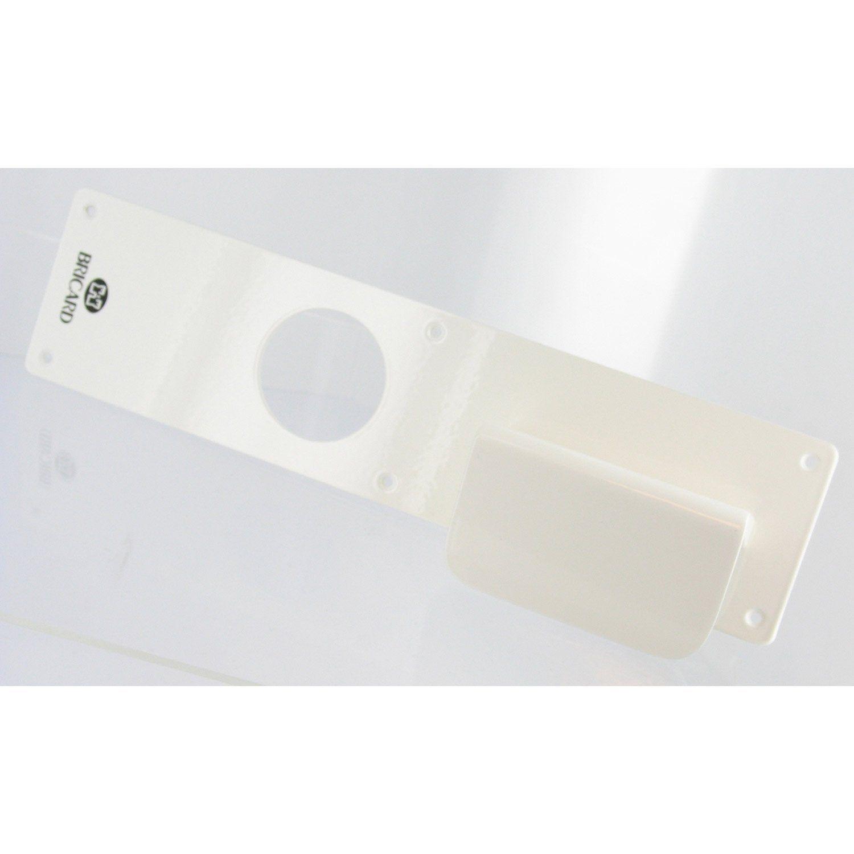 Paliere Aileron Pour Serrures Multipoint En Applique Bricard Blanc Serrure Applique Blanc