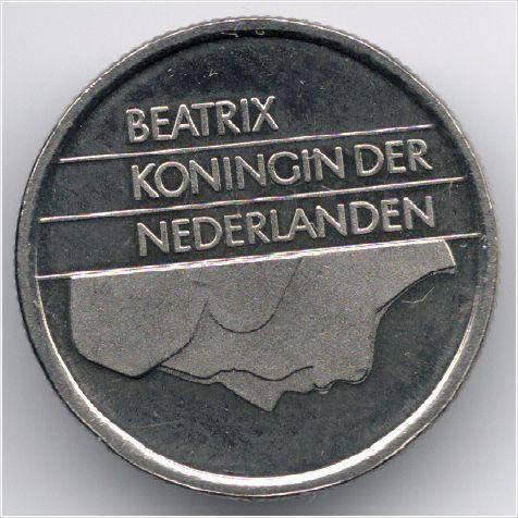 Netherlands 25 Cents 1989 op eBid België