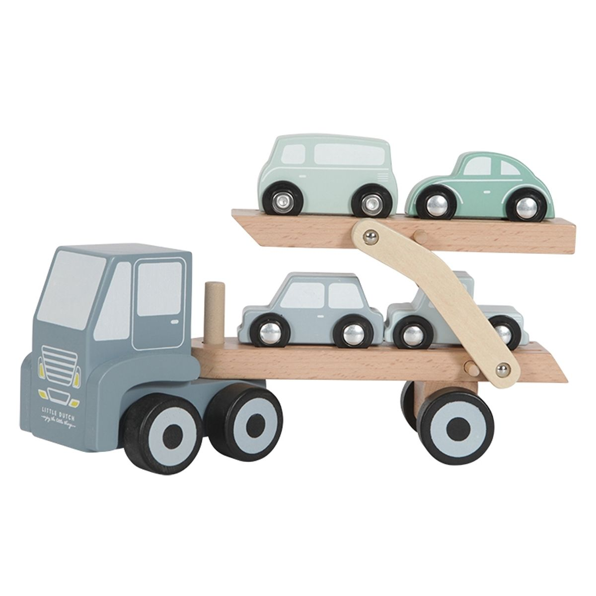 Camion En Bois Wooden Rainbow Wooden Toys Toys