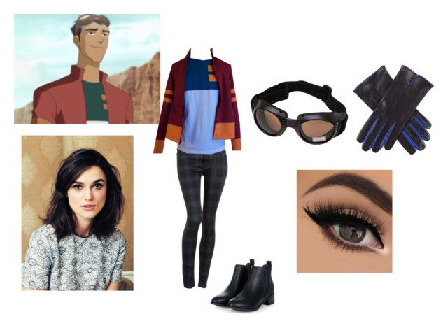 """""""Rex Salazar"""" by themortalinstrumentslover ❤ liked on Polyvore featuring Hudson Jeans, women's clothing, women, female, woman, misses and juniors"""