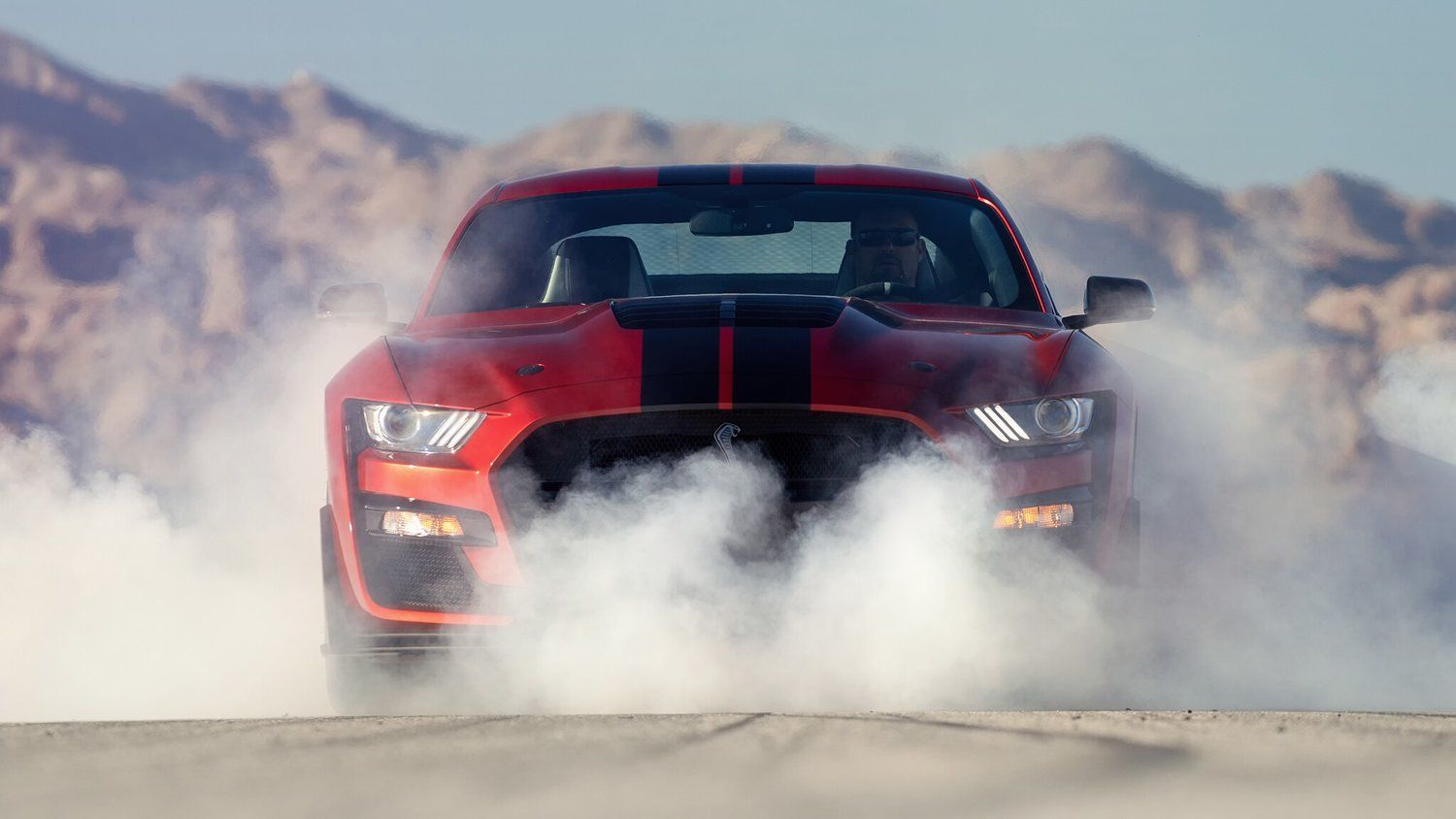 2020 Ford Mustang Shelby Gt500 Lays Down 10 614 Second Quarter