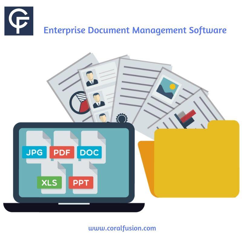 Enterprise Document Management Software Document Management System Insurance Industry Management