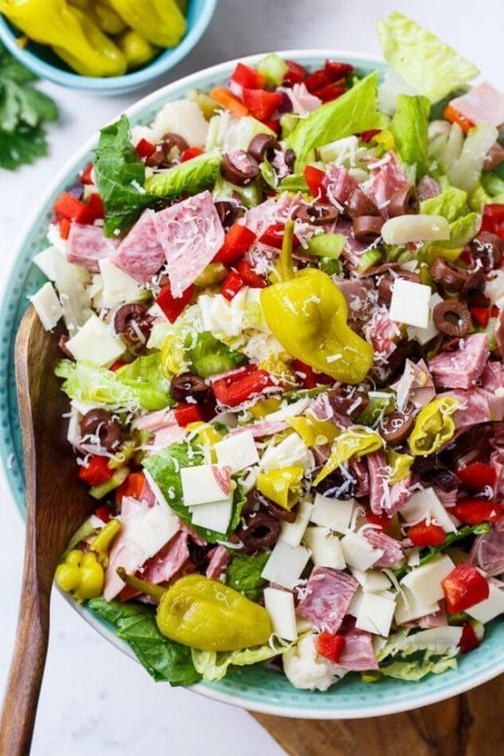 15 Keto Summer Salads That Will Help You Lose Weight - XO, Katie Rosario
