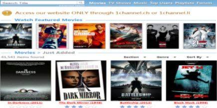 Top Free Online Movie Sites