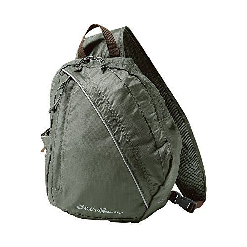 Eddie Bauer UnisexAdult Stowaway Packable Sling Bag Capers ONESZE   Visit  the image link more details. Note It is affiliate link to Amazon.  ab1d85410ac70