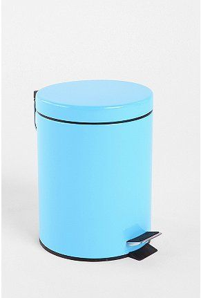 Bright Step Trashcan Urban Outfitters Bathroom Trash Can