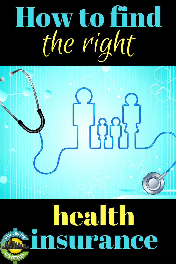 How To Find The Right Health Insurance Buy Health Insurance
