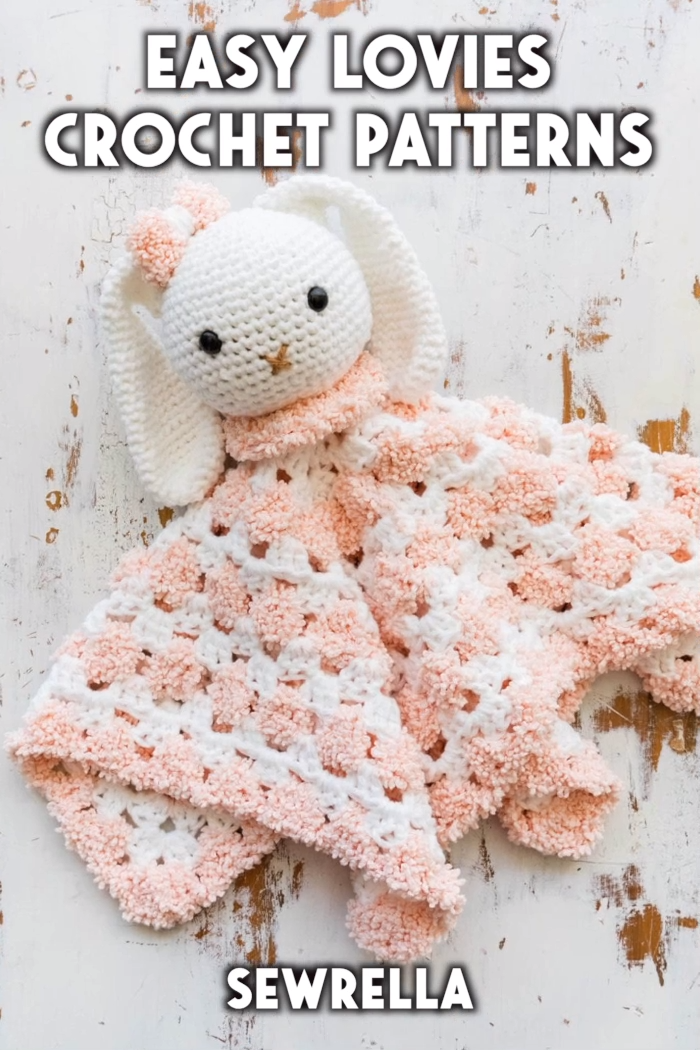 Photo of Easy Crochet Lovies – free baby patterns