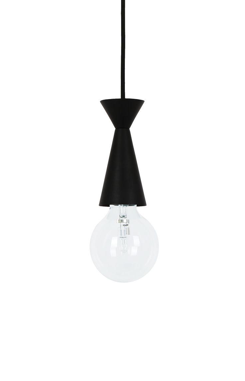 The beacon lighting zinc 1 light small pendant in matte black the beacon lighting zinc 1 light small pendant in matte black aloadofball Image collections