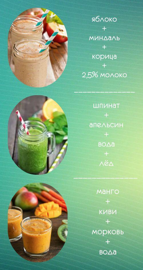 авокадо рецепты приготовления для похудения смузи
