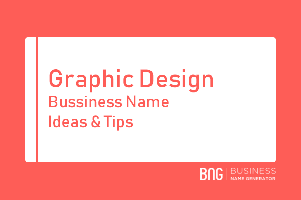 Graphic Design Business Name Generator | Business Name ...