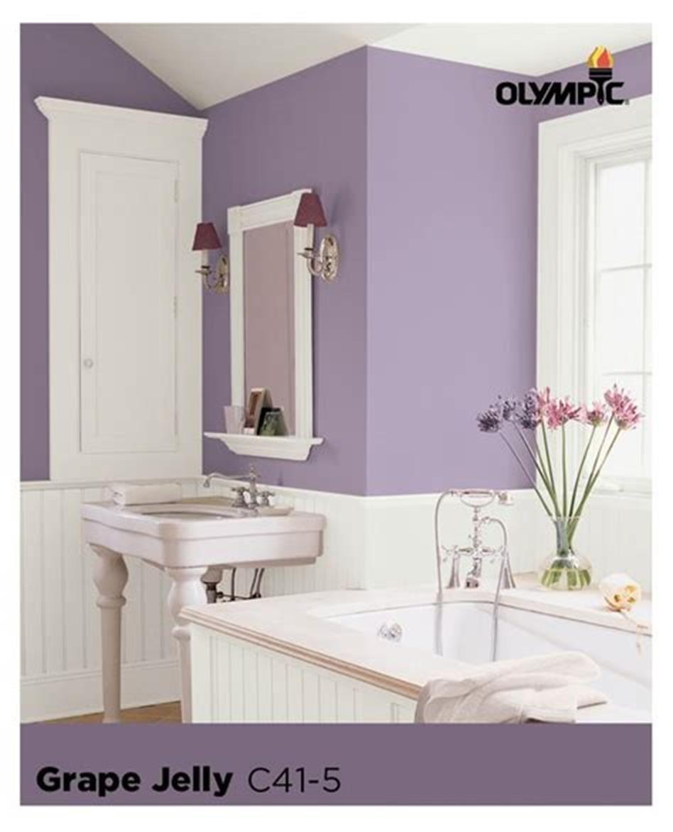 38 best bathroom color scheme ideas for 2020 bathroom on interior paint scheme ideas id=15700