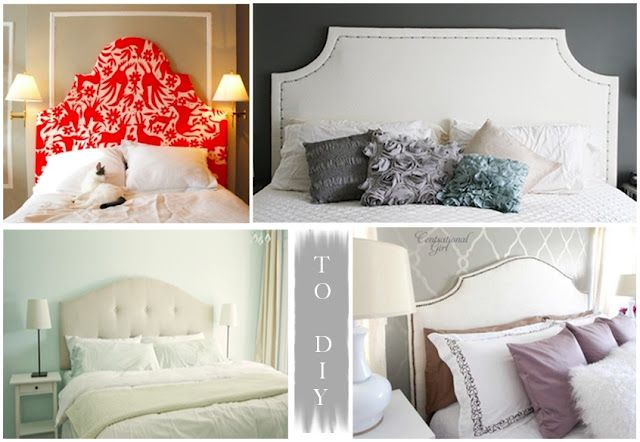 GroBartig DIY Upholstered Headboard Tutorial