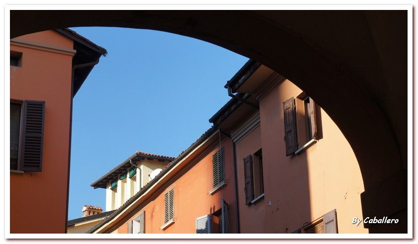 Bologna : Porta Hebrea