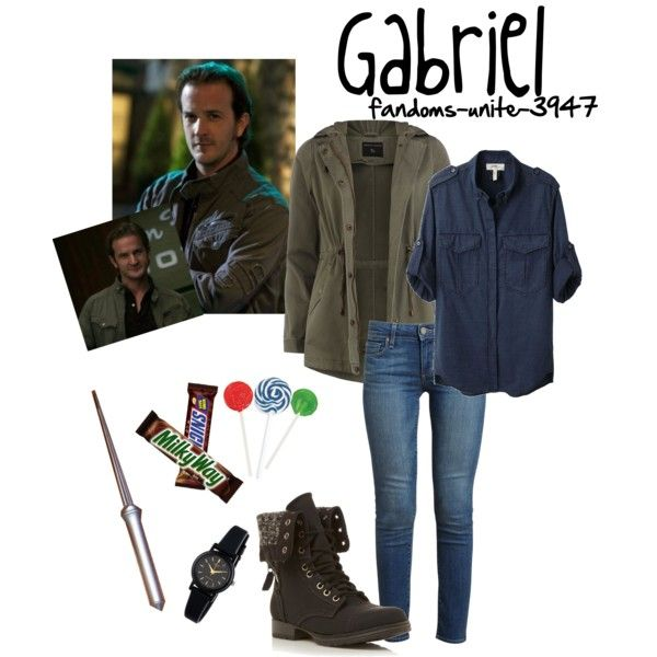 I always have lollipops like Gabriel, wear boots like Gabriel, and same fashion sense. Just put me in front of one of my sibling and ill tell them off, because their a big bag of dicks.