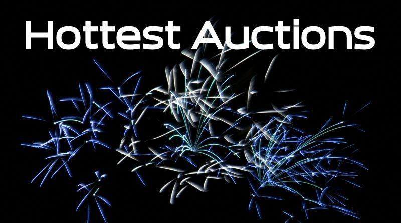 The Hottest DynaDot Domain Auction Recap for January 12 features single and multi-word .COMs, some 3-letter .TV names, and a few #cryptocoin domains.
