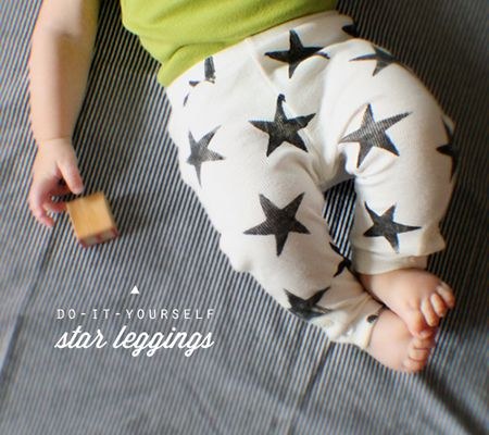 Handmade and DIY star patterned baby accessories and clothes ...