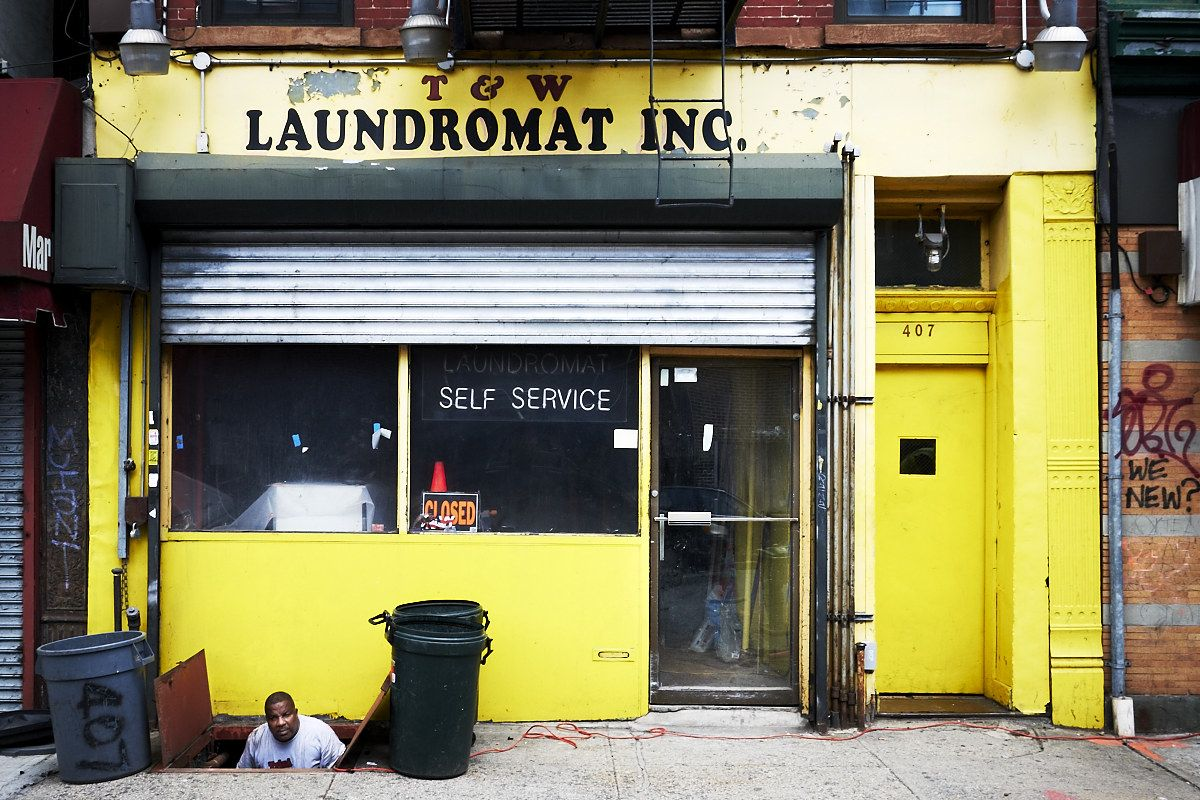 Laundromats of New York City | LAUNDROMAT in 2019 | Book