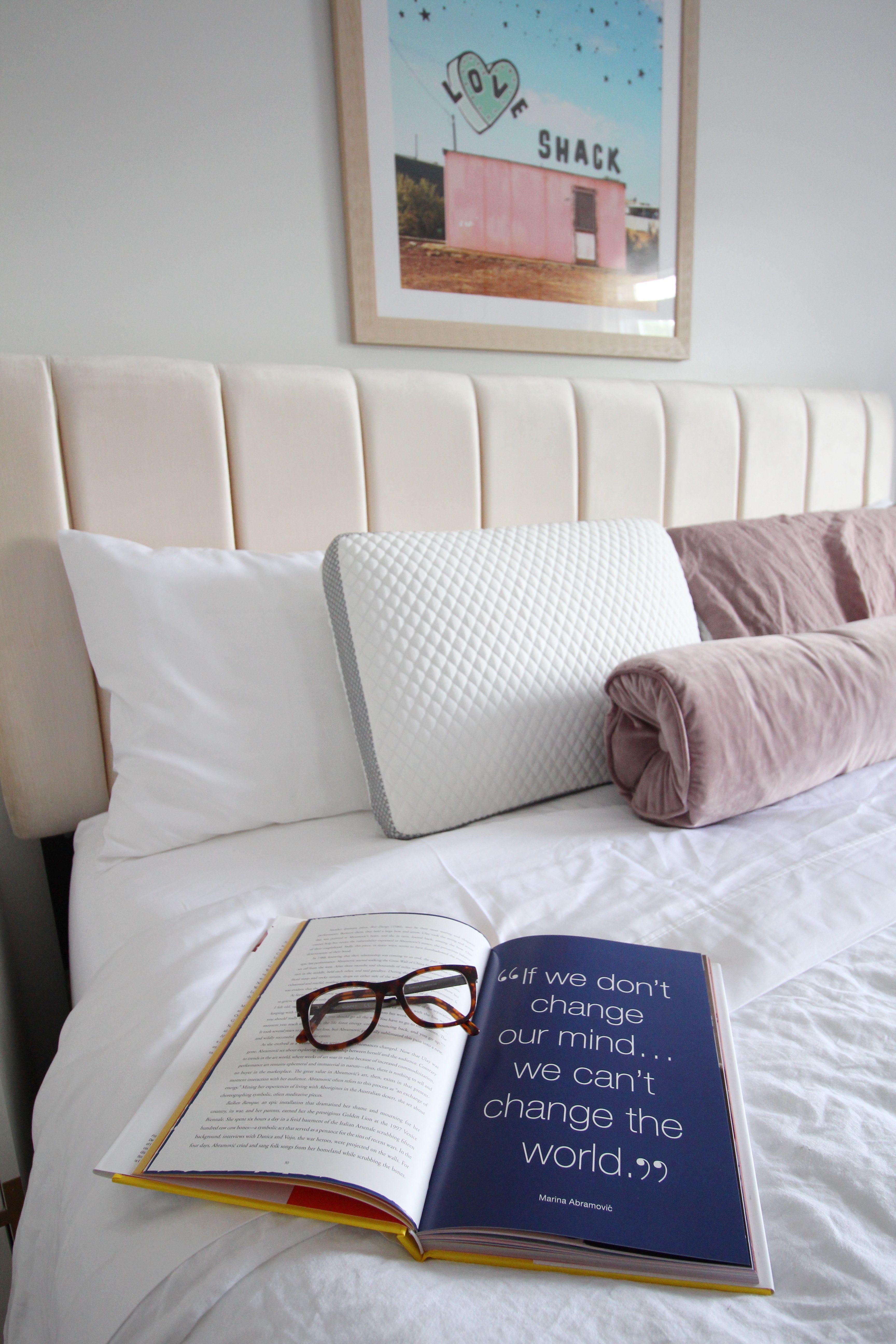 no snore pillow bed bath beyond