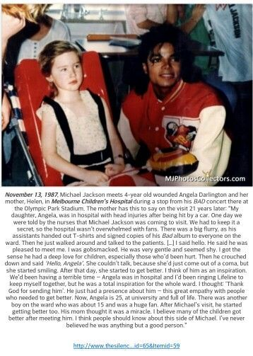 I knew I was going to cry if I read this...Love you Michael.