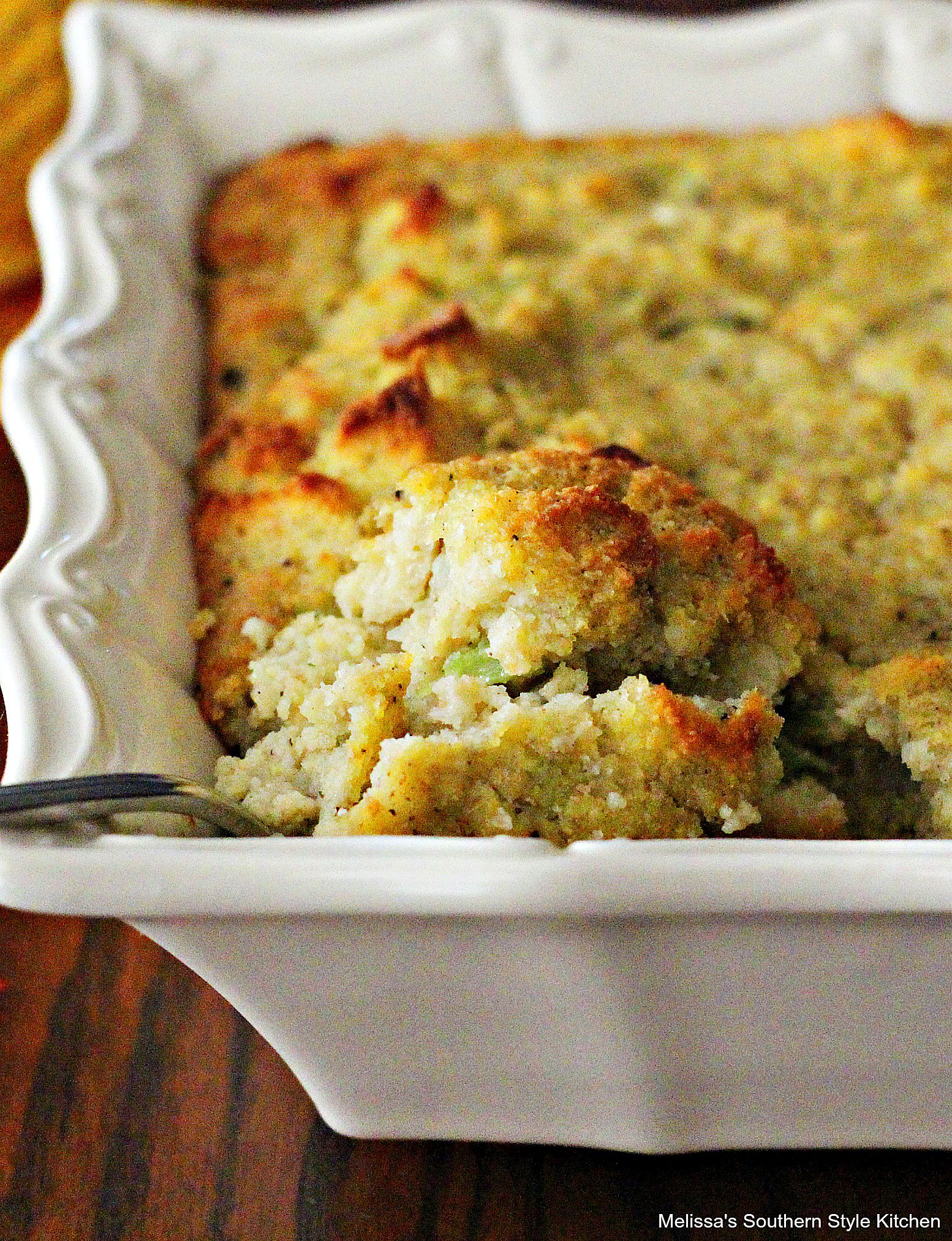 Southern Cornbread Dressing -   19 dressing recipes cornbread southern ideas