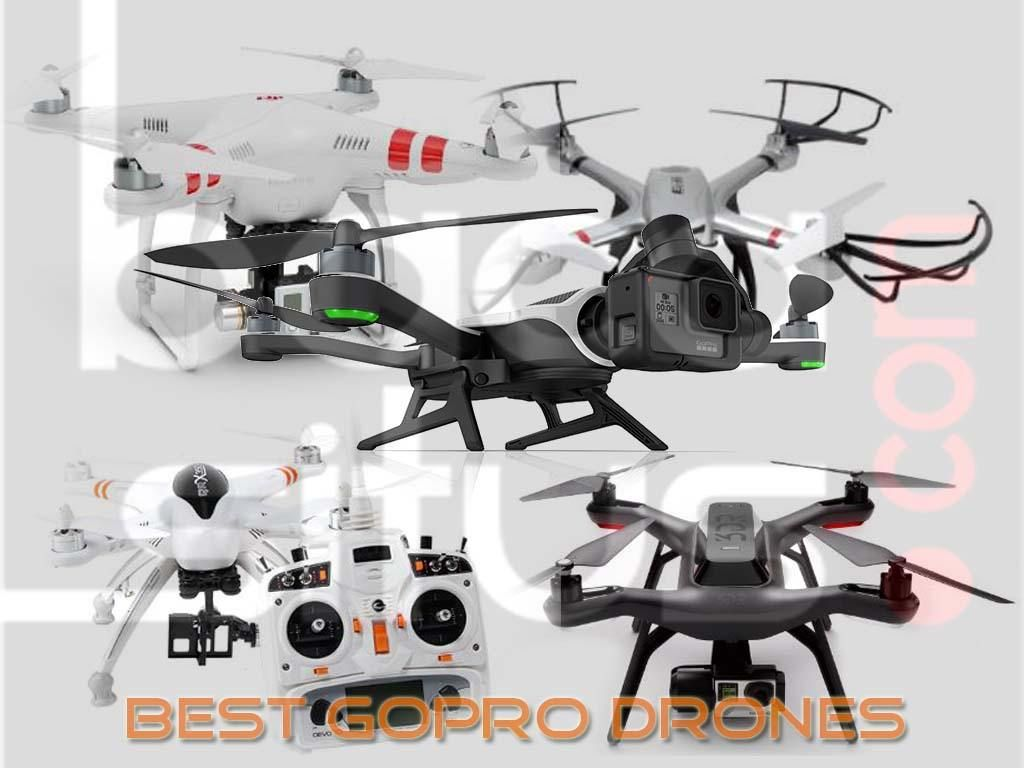 5 Best GoPro Drones You Need to Buy