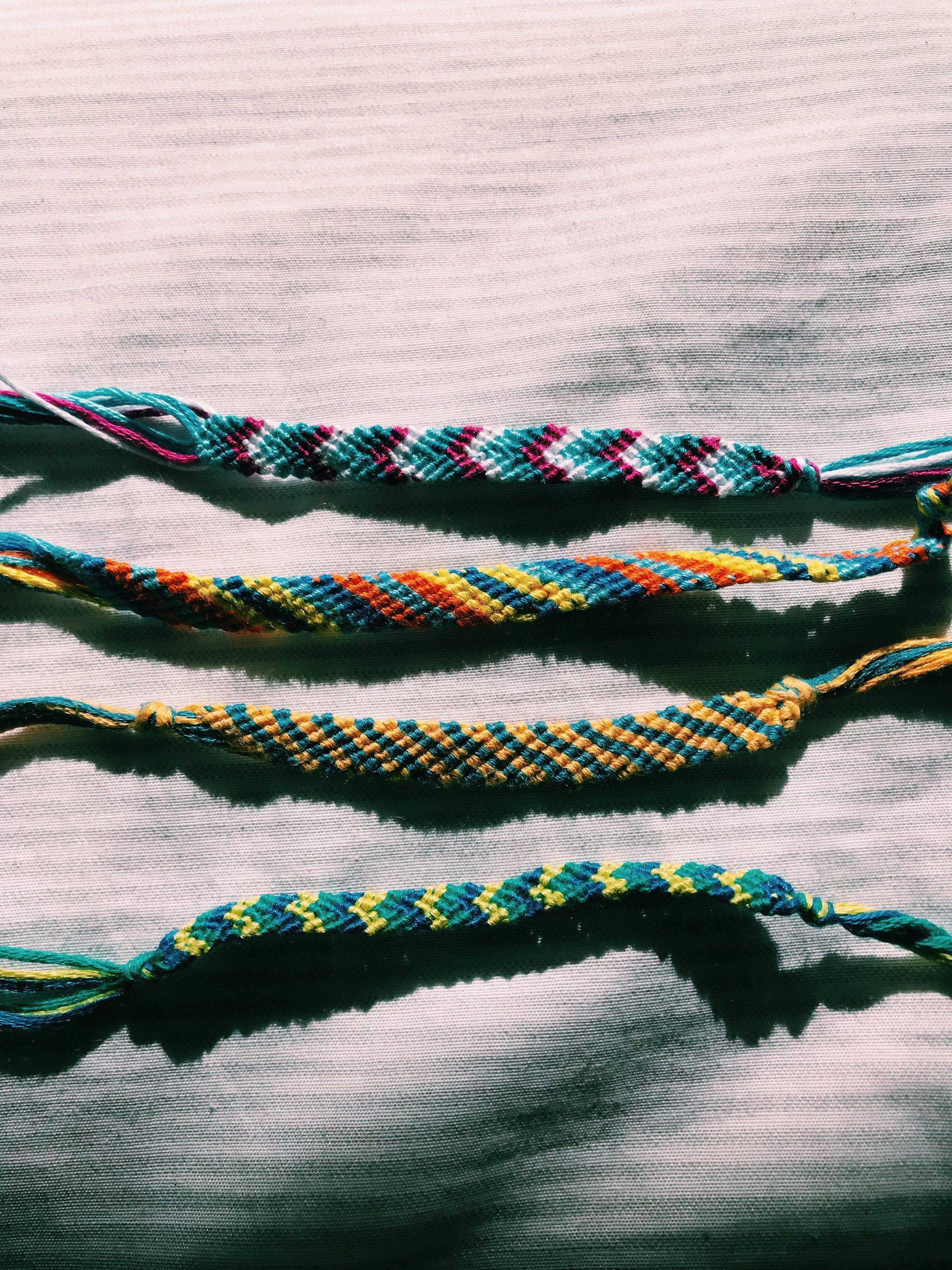 Pin by ☻ Emma McCloud ☻ on ☆ Friendship bracelets ...