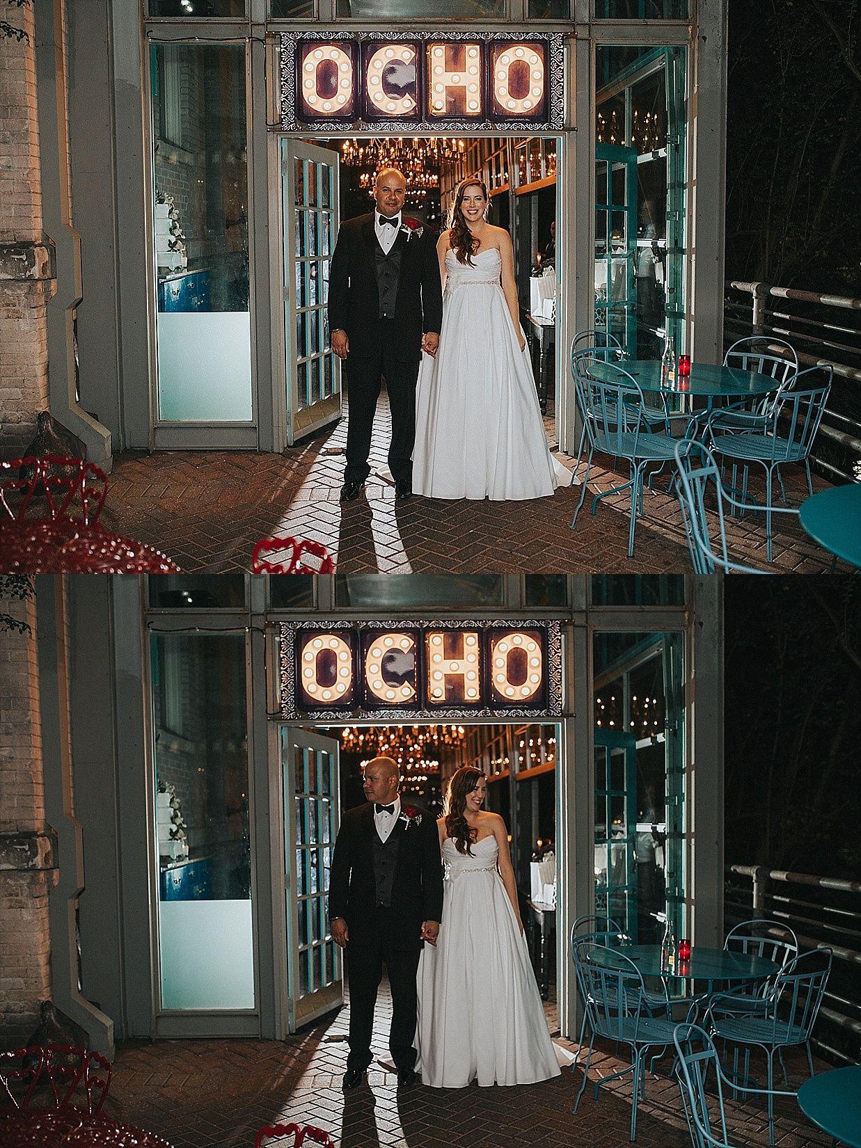 Jackie Willome Photography San Antonio Photographer Hotel Havana Wedding Ocho Lounge