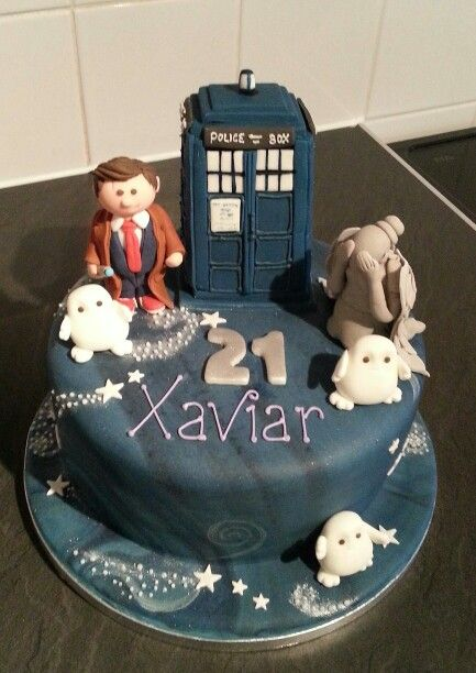 Dr Who Cake For all your cake decorating supplies please visit