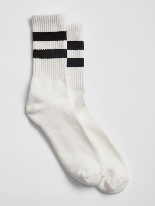 0a756e991 Gap Men's Stripe Tube Socks Black Stripe in 2019 | Products ...