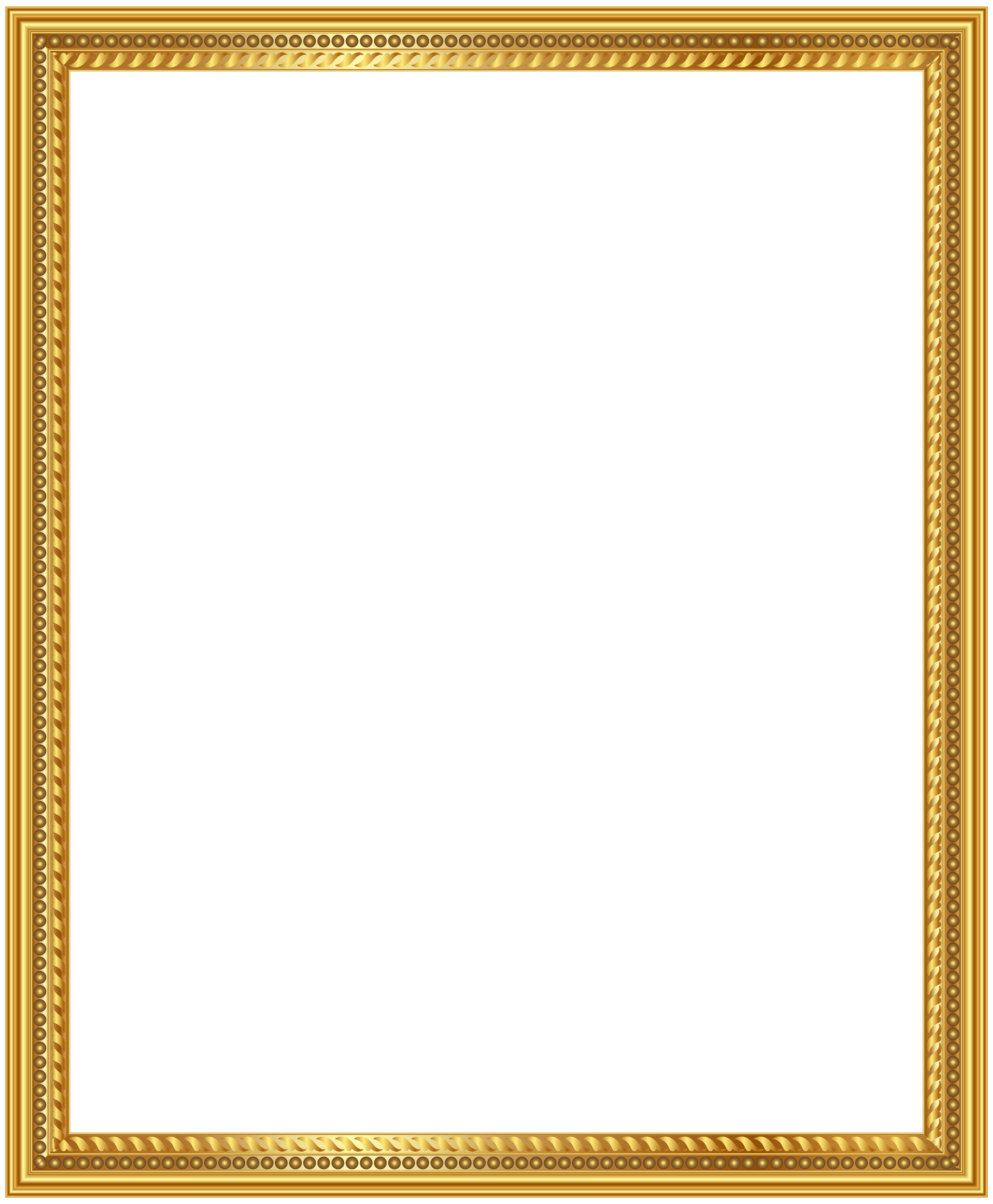 Gold Deco Frame Png Clip Art Image Gallery Yopriceville High Quality Images And Transparent Png Free Clipart Clip Art Art Images Gold Texture Background