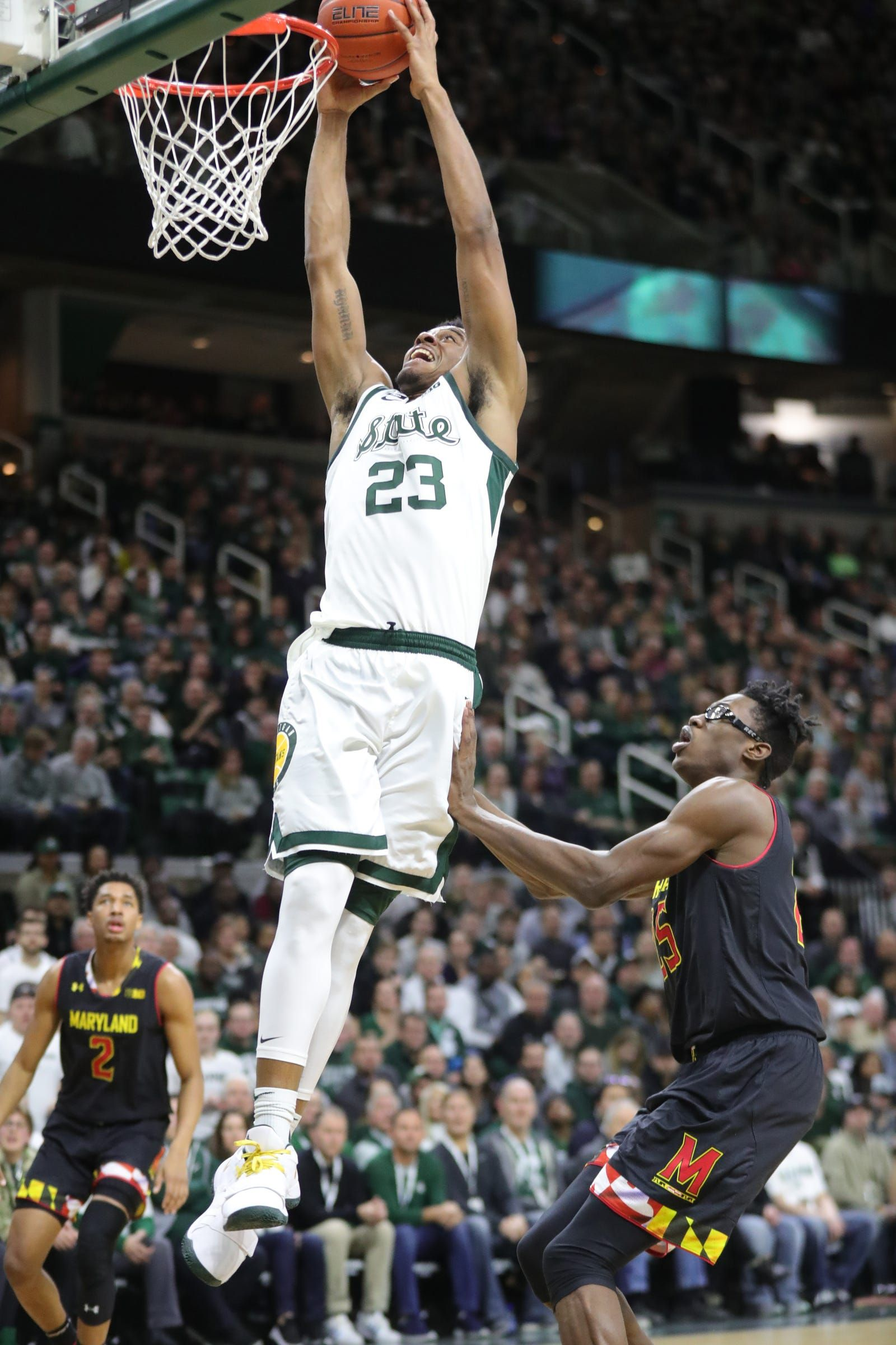 The 2020 Ncaa Tournament That Could Have Been A Sweet 16 For Michigan State Basketball In 2020 Michigan State Basketball Ncaa Tournament Ncaa
