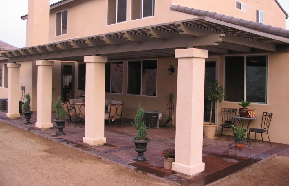 Genial Image Result For Patio Cover Wood And Stucco Construction