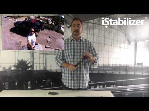 iStabilizer Monopod - The Ultimate Selfie Stick