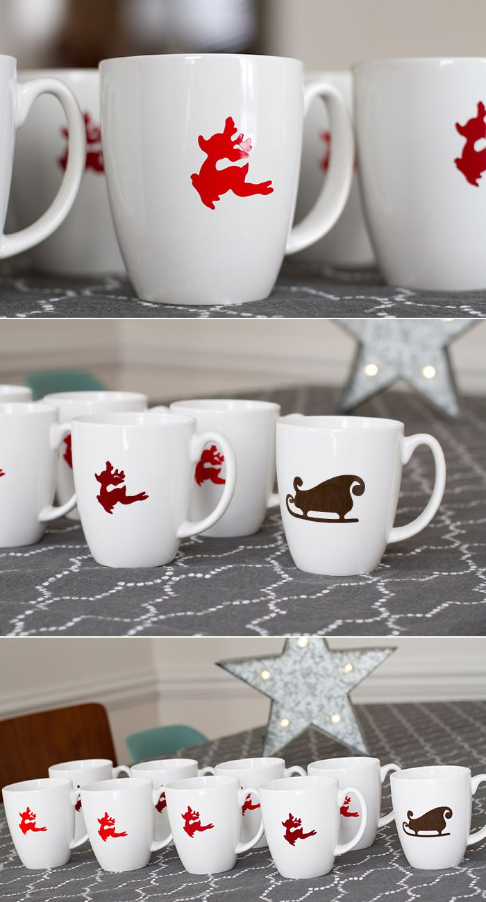 Diy Christmas Mugs Diy Christmas Mugs Christmas Mugs Christmas Diy