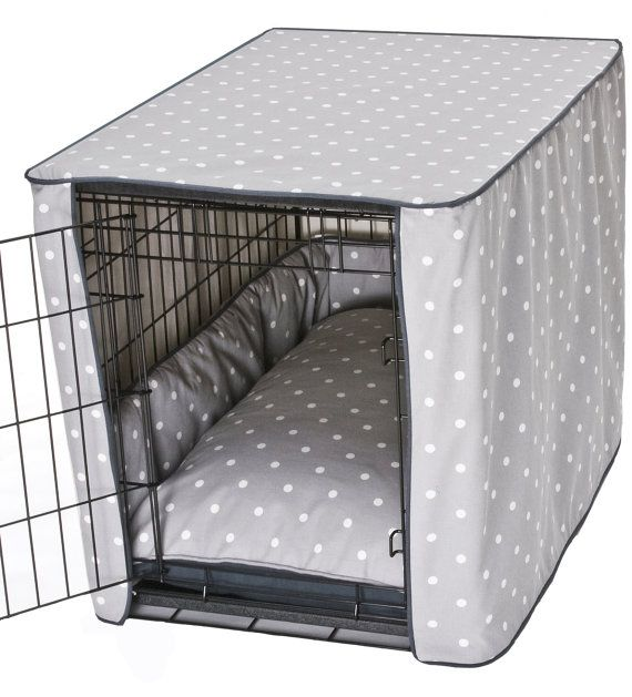 Dog Crate Covers Medium Custom Made In Beautiful by CrateIdeas ...