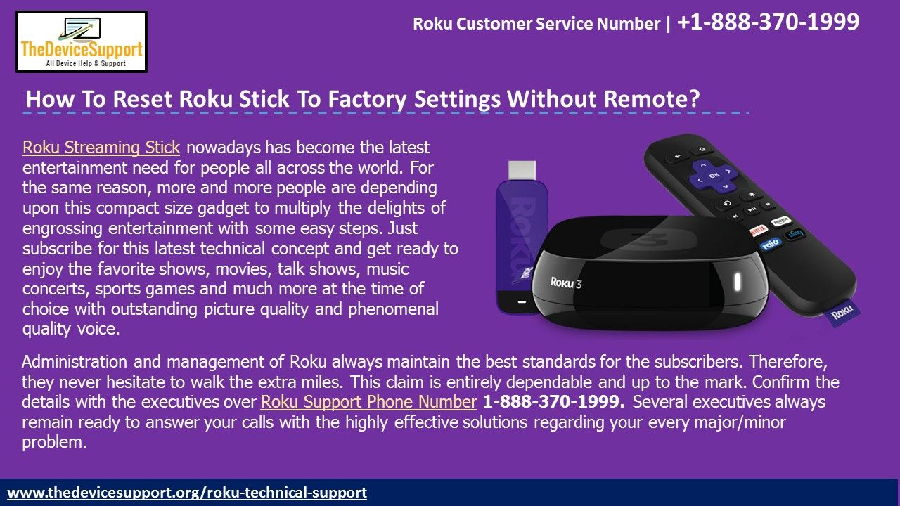 Roku is the organization that spearheaded gushing for the