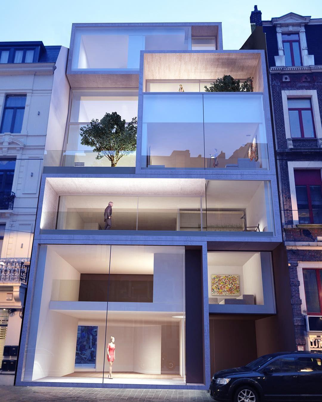 Small Luxury Apartment Buildings: Apartamentos De Luxo, Arquitetura, Casas